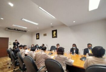 สมาคมสหพันธ์แรงงานคนพิการไทย พบ 'เลขาฯ รมว.แรงงาน' หารือ 'สถานการณ์แรงงานคนพิการไทย'