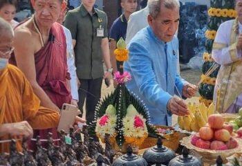 """หม่อมราชวงศ์ ปณิธาน จรูญโรจน์ ให้เกียรติเป็น""""ประธานที่ปรึกษากิตติมศักดิ์"""" ของ """"สมาคมสหพันธ์แรงงานคนพิการไทย"""" เพื่อช่วยเหลือและให้ความดูแลกับประชาชนคนพิการในประเทศไทย ให้มีคุณภาพชีวิตและความเป็นอยู่ที่ดีขึ้นในวันข้างหน้า"""